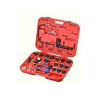 Buy cheap SD-1019 Radiator pressure tester & Vacuum-type cooling system kit (25pcs) from wholesalers