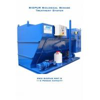 Buy cheap Water Treatment Sytems BIOPUR Biological Sewage Treatment Plant from wholesalers