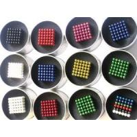 Buy cheap Colorful Bucky Neo Magnetic Balls from wholesalers