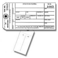 Buy cheap No. 110 Inventory Tag from wholesalers