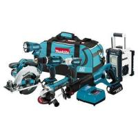 Buy cheap Combo Kits Makita LXT702 18V Cordless LXT Lithium-Ion 7-Piece Combo Kit from wholesalers