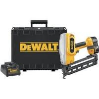 Buy cheap DEWALT DC618K 18V Cordless XRP 1-1-4-in - 2-1-2-in Finish Nailer Kit from wholesalers