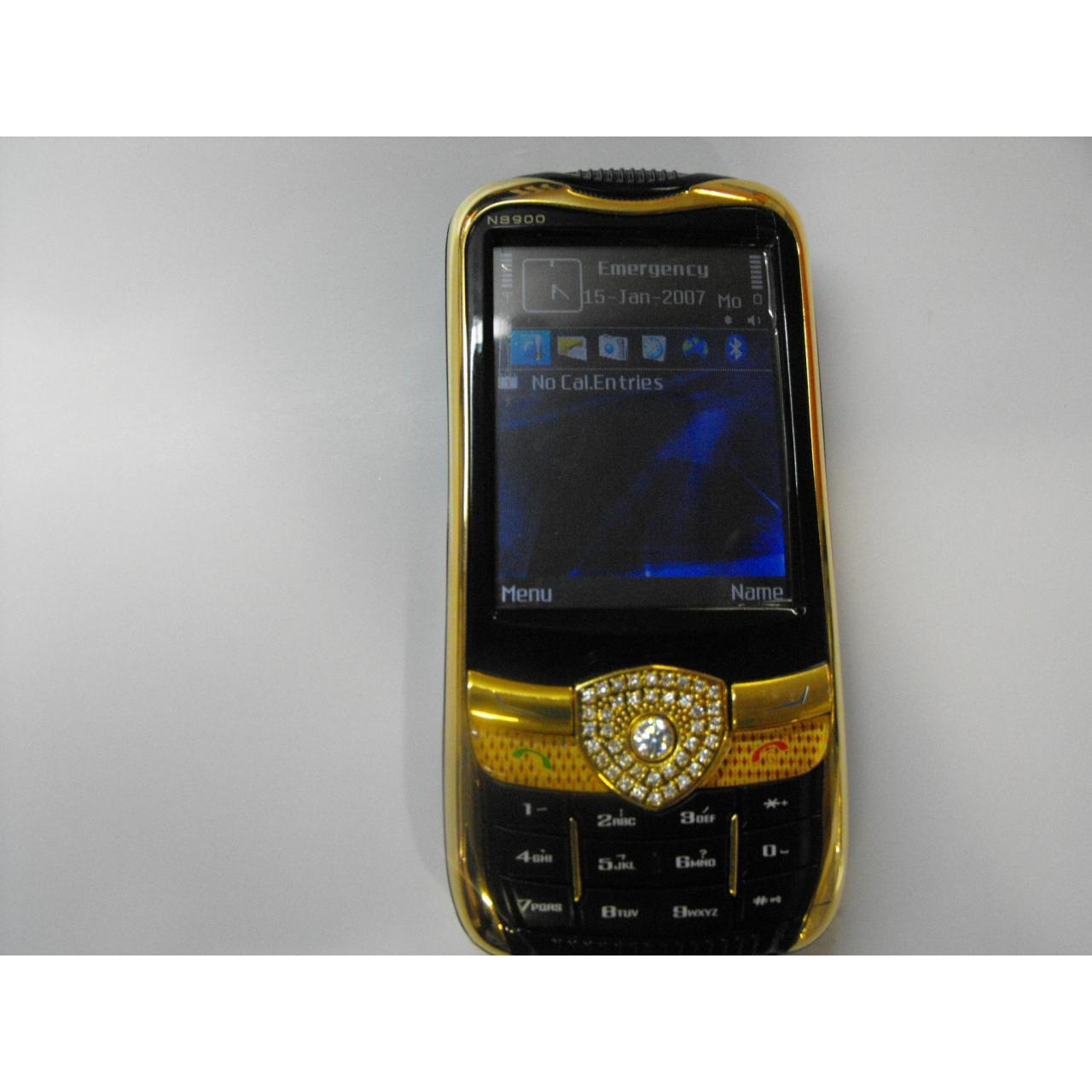 Buy cheap N8900TV phone with one sim card >> TV phone from wholesalers