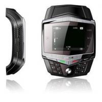 Buy cheap wholesale Quadband Cell Phone Watchwith MP3/4 Camera from wholesalers