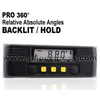Buy cheap Digital Level Meter / Protractor Always Upright Display from wholesalers
