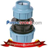 Buy cheap PP Compression Reducing Coupling from wholesalers