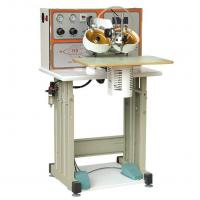 Buy cheap Double head ultrasonic hot-fix machine from wholesalers