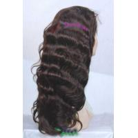 Buy cheap spanish wave full lace wig from wholesalers