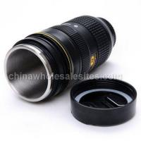 Buy cheap Creative Nikon 24-70 lens cup stainless steel liner (with cover ) from wholesalers