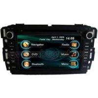 Buy cheap CHEVROLET GPS DVD from wholesalers