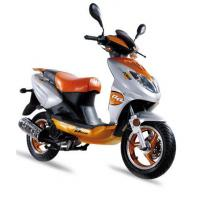 Buy cheap EEC 50CC/125CC Gas Scooter Hc50qt-21 (3) from wholesalers