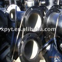 Buy cheap Ductile cast iron flange fittings from wholesalers