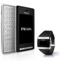 Buy cheap KF900 Prada II Unlocked Cell Phone + LG Link Watch Bluetooth from wholesalers
