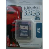 Buy cheap Kingston 32GB Micro SDHC Card from wholesalers
