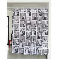 Buy cheap Fabric Shower Curtains Nostalgic Marylin Monroe shower curtaint N01 from wholesalers