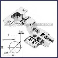 Buy cheap Cabinet hinge YS-266-C15 | Hydraulic soft close hinge C=15 from wholesalers