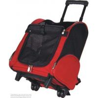 Buy cheap Pet Products Wheeled Pet Carrier from wholesalers