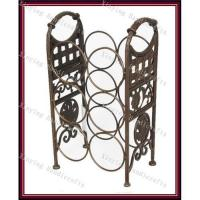 Floor wine racks quality floor wine racks for sale - Wine racks wrought iron floor standing ...
