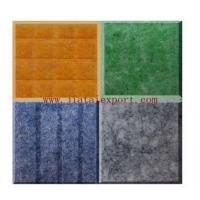 Buy cheap PET fiber for Sound-Insulation Board from wholesalers