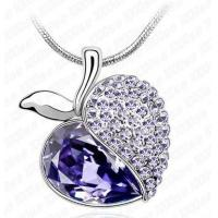 Buy cheap Swarovski Crystal sweater necklace product