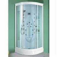 Buy cheap Prefabricated Shower Stall from wholesalers