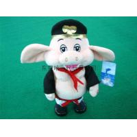 Buy cheap Plush Electronic pig from wholesalers