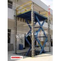 Buy cheap Stationary cargo platform from wholesalers