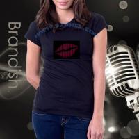 Buy cheap led Team T-shirt from wholesalers