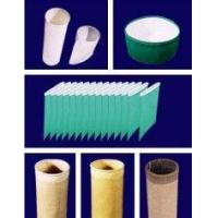 Buy cheap Dust collection Fiberglass filter bag from wholesalers