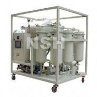 Buy cheap TF turbine used oil filtration and separator equipment from wholesalers