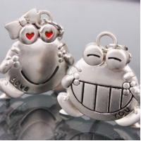 Buy cheap Couples key ring key ring (frog ) product