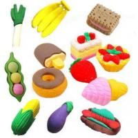 Buy cheap cute cake style cold rubber product