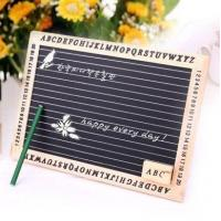 Buy cheap Square-sided wooden blackboard product