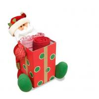 Buy cheap christmas toys ,soft toy,Santa Claus box from wholesalers