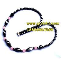 Buy cheap Magnetic hematite necklace from wholesalers