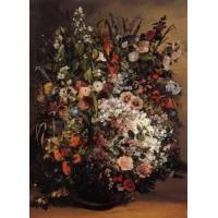 Buy cheap Oil Painting Bouquet of Flowers from wholesalers