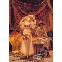 Buy cheap Oil Painting In_the_Harem from wholesalers