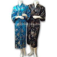 Buy cheap Chinese Dragon and Phoenix Brocade Kimono(For Man) from wholesalers