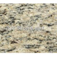 Buy cheap Granite Tile of Giallo Cecilia Export to Reunion Island from wholesalers