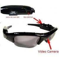 Buy cheap 5.0meg Mobile Eyewear Recorder Eye Glasses DVR -- Camera Glasses DV Camcorder with TF Card Slot from wholesalers