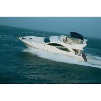 Buy cheap Hansheng Gallop 48 Flying Bridge Cabin Cruiser from wholesalers