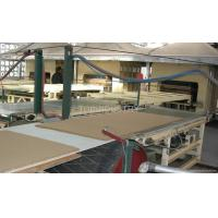 Buy cheap 0.5 million sheets of Mould pressing door skin production line from wholesalers