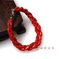 Buy cheap natural red coral bracelet with fashion design NYCB-0328 from wholesalers
