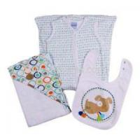 Buy cheap baby towel blanket sets from wholesalers