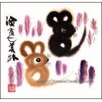 Buy cheap Chinese Zodiac Painting - Rat #18 from wholesalers