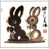 Buy cheap Chinese Zodiac Painting - Rabbit #33 from wholesalers