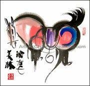 Buy cheap Chinese Zodiac Painting - Horse from wholesalers