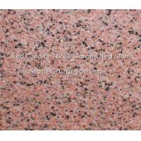 Buy cheap Red Granite Three Gorges Red Slab from wholesalers