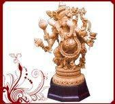 Buy cheap Pooja Statue Of Lord Ganesh from wholesalers