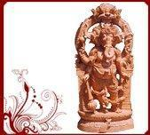 Buy cheap Wooden Statues Of Ganesha from wholesalers